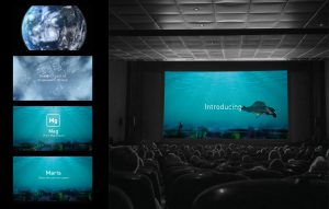 Clips of earth and under the sea for Biotronik Mg campaign