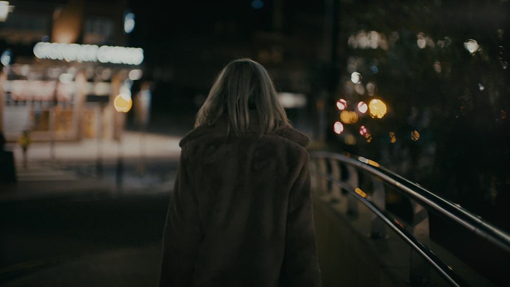 Louise Carr walking at night - Mindset - Create Health
