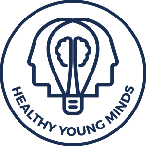 Healthy Young Minds Identity logo