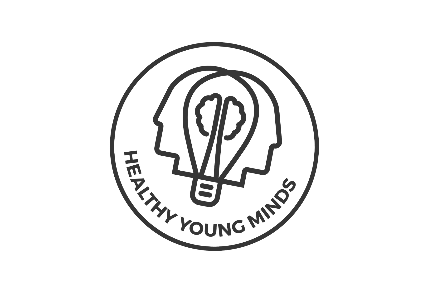 Healthy Young Minds Stamp