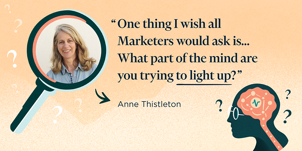 An audience with Anne Thistleton: Get to know our Keynote Speaker